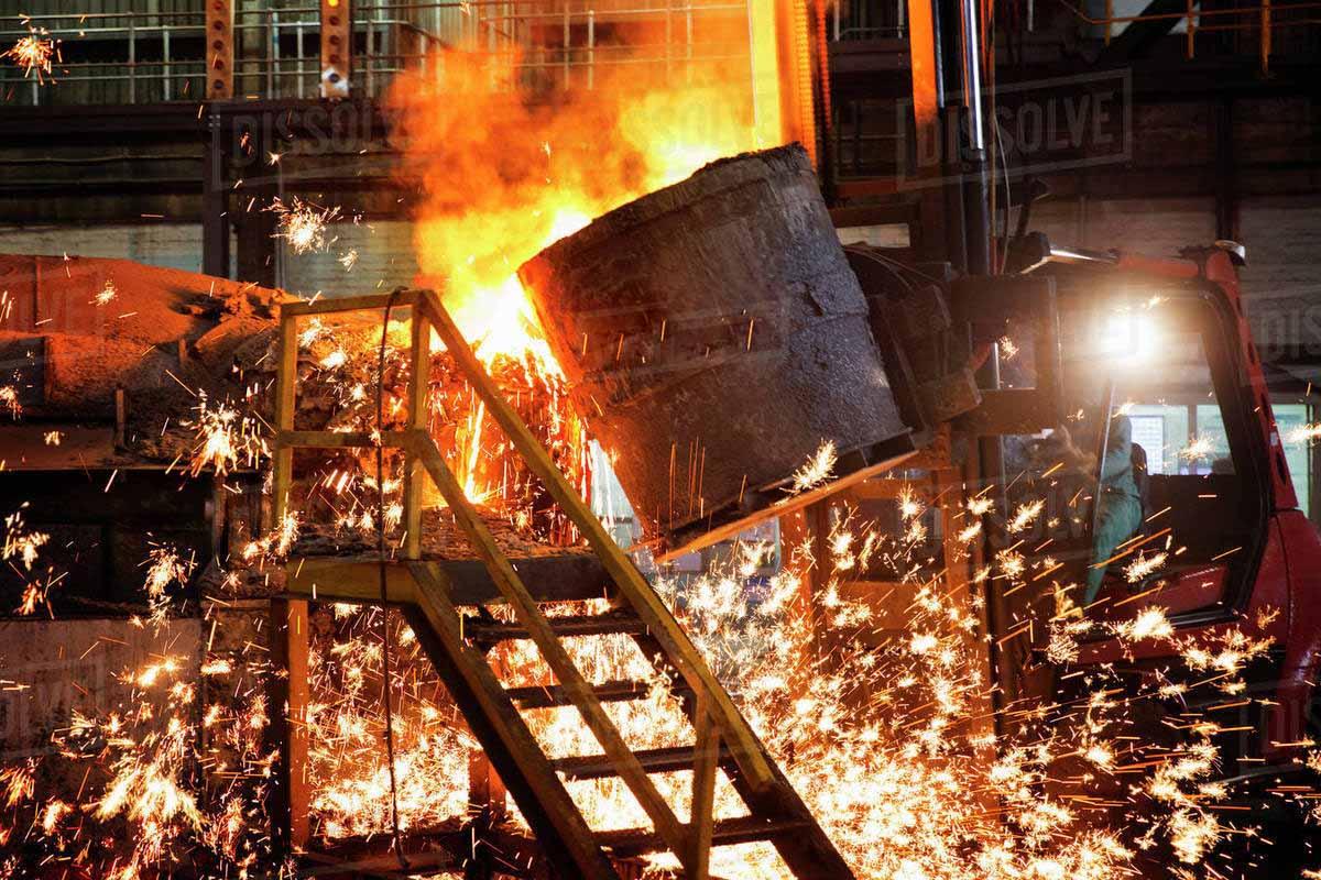 بانک فولاد عرضه کننده انواع فولاد آلیاژی و ورق آهن