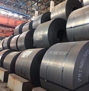 قیمت ورق ST37 در بانک فولاد
