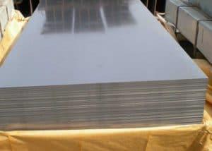 ورق ST37 موجود در انبار بانک فولاد