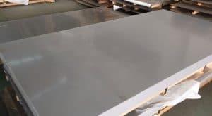 قیمت ورق استیل 304 موجود در بانک فولاد
