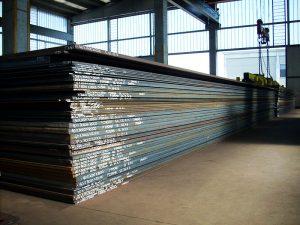 قیمت ورق st52 در بانک فولاد