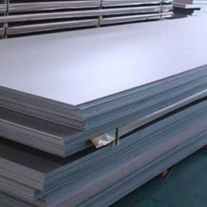 ورق استیل 316 موجود در انبار بانک فولاد